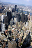 New York City. From above Stock Image