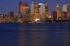 New York City Fotografie Stock Libere da Diritti