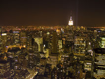 New York City Imagem de Stock Royalty Free