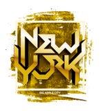 New York City libre illustration