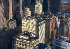 New York City Photographie stock libre de droits