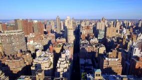 New York City aérien clips vidéos