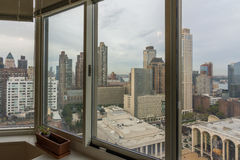New York City from above Royalty Free Stock Photography