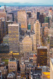 New York City Aerial Stock Photo