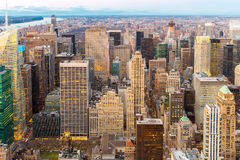 New York City Aerial Stock Images