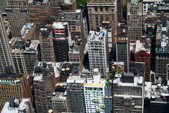 New York City aerial Stock Photography