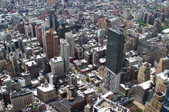 New York City aerial Stock Photos