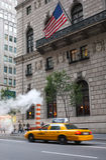 New York City, America stock image