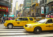New York City Amerika Arkivfoto