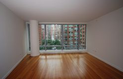 New york city apartment. Empty apartment in new york city stock images