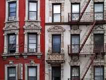 New York City Apartments Stock Photo
