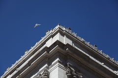 New York City architecture detail Royalty Free Stock Photos