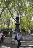 New York City,august 3rd:Bryant Park from Manhattan in New York Stock Photography