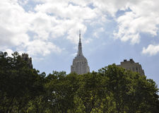 New York City,august 3rd:Empire State Building Tower from Manhattan in New York Stock Photography