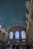 New York City,august 3rd:Grand Central Station Main hall from Manhattan in New York Stock Photo