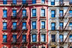 New York City Background Texture Pattern Stock Photos