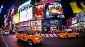 New York City Broadway Fotografía de archivo