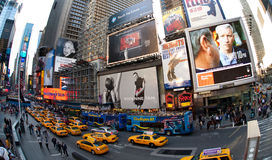 New York City, Broadway Fotografie Stock
