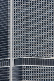 New York City Building Windows royalty free stock image