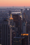 New York City Buildings Royalty Free Stock Photography