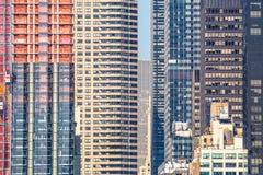 New York City Buildings Royalty Free Stock Photo