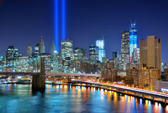 New York City céntrico Imagenes de archivo