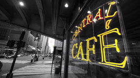 New York City Cafe Stock Photos