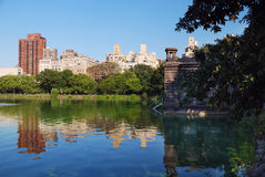 New York City Central Park Royalty Free Stock Images