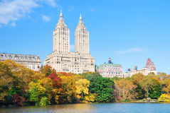 New York City Central Park Stock Image
