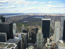 New York City Central Park Imagem de Stock