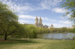 New York City, Central Park, NY Royalty Free Stock Photography