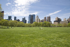 New York City, Central Park, NY Stock Photography