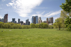 New York City, Central Park, NY Stock Photos