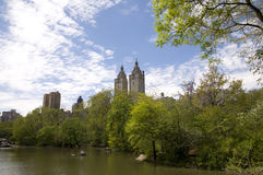 New York City, Central Park, NY Stock Image