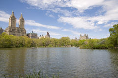 New York City, Central Park, NY Stock Images