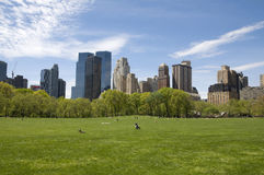 New York City, Central Park, NY Royalty Free Stock Image