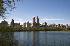New York City, Central Park, NY Stock Photo