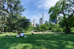 New York City Central Park Stock Photography