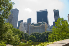 New York City, Central Park Stock Images