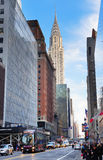 New York City Chrysler Building Royalty Free Stock Photo