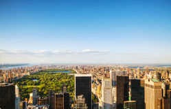 New York City cityscape Royalty Free Stock Images
