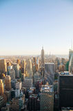 New York City cityscape Royalty Free Stock Photos