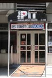 New York City Comedy Club Royalty Free Stock Photography