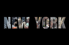New York City concept stock photo