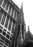 New York City Contrasts Royalty Free Stock Images