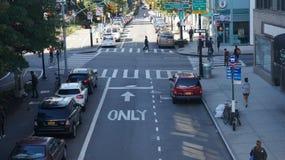New York City - Crescent St Stock Photography