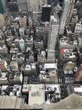 New York City dag fotografering för bildbyråer