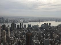 New York City daytime Royalty Free Stock Photo
