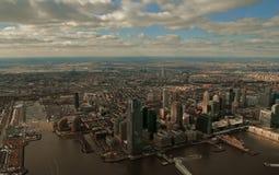 New York City de acima Imagem de Stock