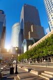 NEW YORK CITY - 14 DE JULIO DE 2016 LOS E.E.U.U.: Opinión sobre el lugar de Brookfield Fotos de archivo